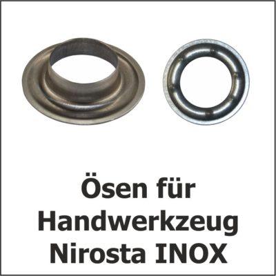 Ösen Nirosta INOX