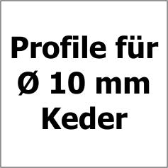 10 mm Keder