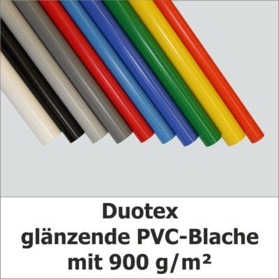 Duotex Rollenware sehr robuste PVC-Blache