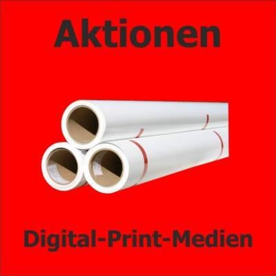 Aktion Digital-Print Medien