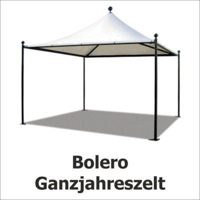 Bolero Ganzjahreszelt
