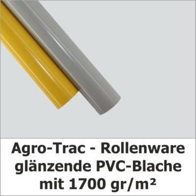 Agro-Trac glänzende PVC Blache mit 1700 g/m2