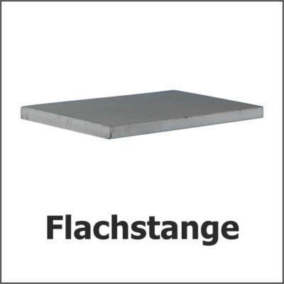 Alu-Flachstange