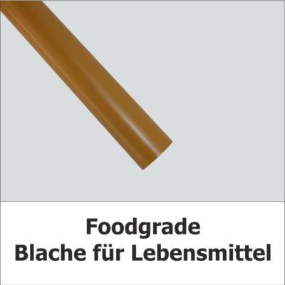 Foodgrade - Blache für Lebensmittel