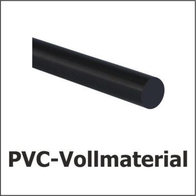 PVC-Vollmaterial