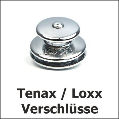Tenax / Loxx Verschlüsse