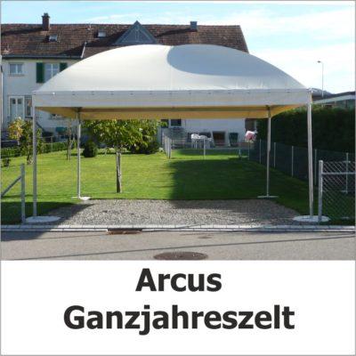 Arcus Ganzjahreszelt