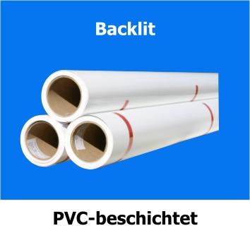 Backlit, bedruckbar mit Solvent, Eco-Solvent, Latex und UV-Tinte
