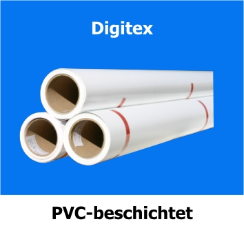 Digitex, bedruckbar mit Solvent, Eco-Solvent, Latex und UV-Tinte