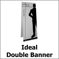 Ideal Double Banner