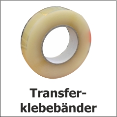 Transferklebebenad
